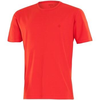 vaatteet Miehet Lyhythihainen t-paita Impetus 7304E62 F04 Punainen