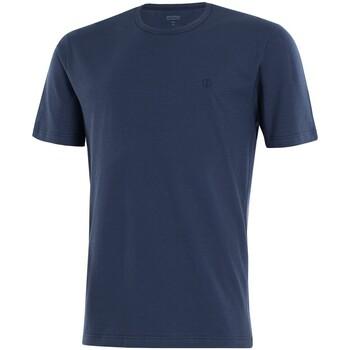 vaatteet Miehet Lyhythihainen t-paita Impetus 7304E62 E97 Sininen