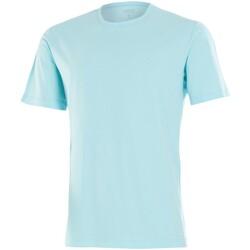 vaatteet Miehet Lyhythihainen t-paita Impetus 7304E62 E67 Sininen