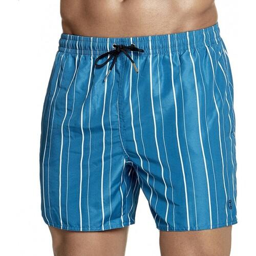 vaatteet Miehet Shortsit / Bermuda-shortsit Impetus 7402E54 E65 Sininen