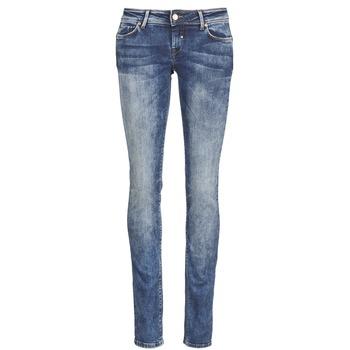 vaatteet Naiset Slim-farkut Salsa SHAPE UP Blue