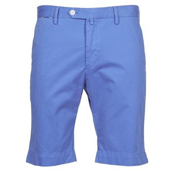 vaatteet Miehet Shortsit / Bermuda-shortsit Hackett DUNS Sininen