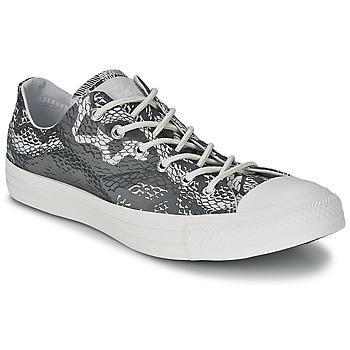 kengät Naiset Matalavartiset tennarit Converse CT REPT PRT OX Black / White
