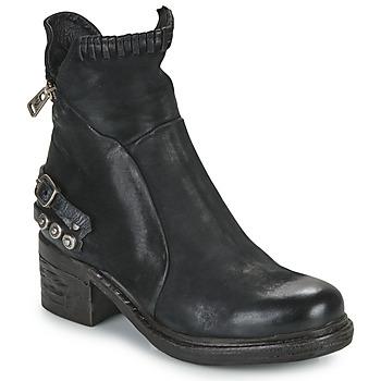 kengät Naiset Bootsit Airstep / A.S.98 NOVA 17 Black