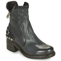 kengät Naiset Bootsit Airstep / A.S.98 NOVA 17 Sininen / Harmaa / Black