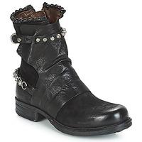 kengät Naiset Bootsit Airstep / A.S.98 SAINT 14 Musta