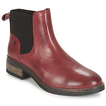 kengät Naiset Bootsit Casual Attitude JELIA Maroon
