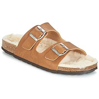 kengät Naiset Sandaalit Casual Attitude JODRI Camel