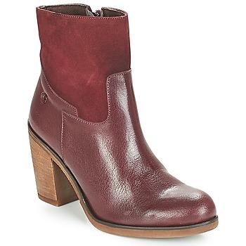 kengät Naiset Nilkkurit Casual Attitude WASRAH Maroon