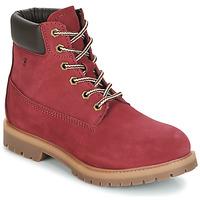 kengät Naiset Bootsit Casual Attitude JORD Red
