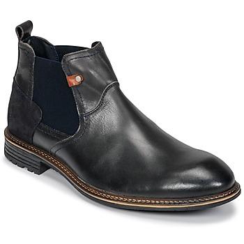kengät Miehet Bootsit Casual Attitude FIORELLA Grey / Fonce