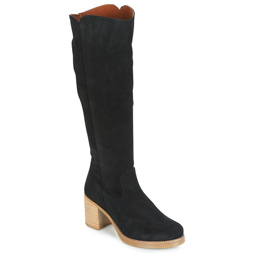 kengät Naiset Saappaat Casual Attitude HAPI Black