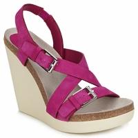 kengät Naiset Sandaalit ja avokkaat Jil Sander JS16295 Pink