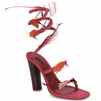kengät Naiset Sandaalit ja avokkaat Marc Jacobs MJ16385 Pink