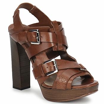 kengät Naiset Sandaalit ja avokkaat Michael Kors MOWAI Brown
