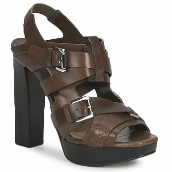 kengät Naiset Sandaalit ja avokkaat Michael Kors MOWAI Taupe