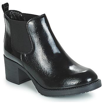 kengät Naiset Nilkkurit André TERRIBLE 3 Black