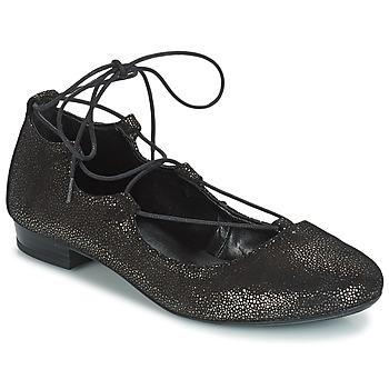 kengät Naiset Balleriinat André COLOMBINE Kulta