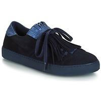 kengät Naiset Matalavartiset tennarit André CALIFORNIA Blue