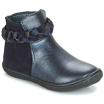 kengät Tytöt Bootsit André HELOISE Laivastonsininen