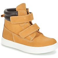 kengät Pojat Bootsit André ALESSIO Camel