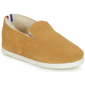kengät Lapset Vauvan tossut André BANQUISE Camel