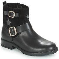 kengät Tytöt Bootsit André COUNTRY GIRL Black