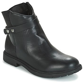 kengät Tytöt Bootsit André LOELIE Black
