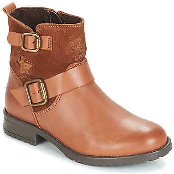 kengät Tytöt Bootsit André COUNTRY GIRL Camel