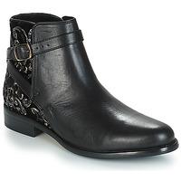kengät Naiset Bootsit André CAVIAR P Black