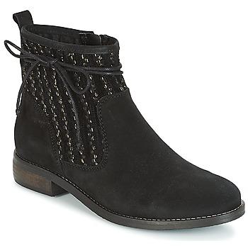 kengät Naiset Bootsit André MEXICA Black