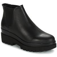 kengät Naiset Bootsit André EMMA Musta