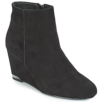 kengät Naiset Nilkkurit André NOEMIE Musta