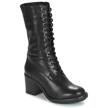 kengät Naiset Saappaat André DARK Black
