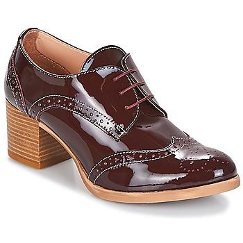 kengät Naiset Derby-kengät André BIRMINGHAM Bordeaux