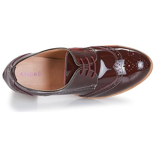 André Birmingham Bordeaux - Ilmainen Toimitus- Kengät Derby-kengät-et-herrainkengät Naiset 70
