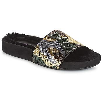 kengät Naiset Sandaalit André ANTOINETTE Kulta