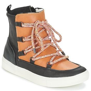 kengät Naiset Bootsit André SNOW Camel