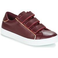 kengät Naiset Matalavartiset tennarit André CRICKET Bordeaux