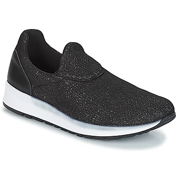 kengät Naiset Tennarit André RHINESTONE Black