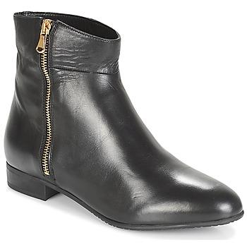 kengät Naiset Bootsit André PIMENTO Black