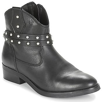 kengät Naiset Bootsit André ARABELLA Black