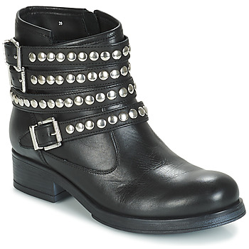 kengät Naiset Bootsit André OFELIA Black