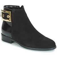 kengät Naiset Bootsit André ELFIE Black