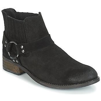 kengät Naiset Bootsit André ELBA Black