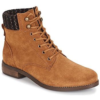 kengät Naiset Bootsit André CARMINA Camel