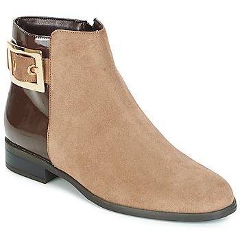 kengät Naiset Bootsit André ELFIE Beige