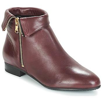 kengät Naiset Bootsit André PIMENTO Bordeaux