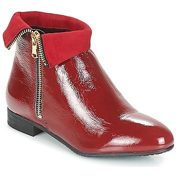 kengät Naiset Bootsit André PIMENTO Red