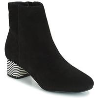 kengät Naiset Nilkkurit André EUFORIA Black